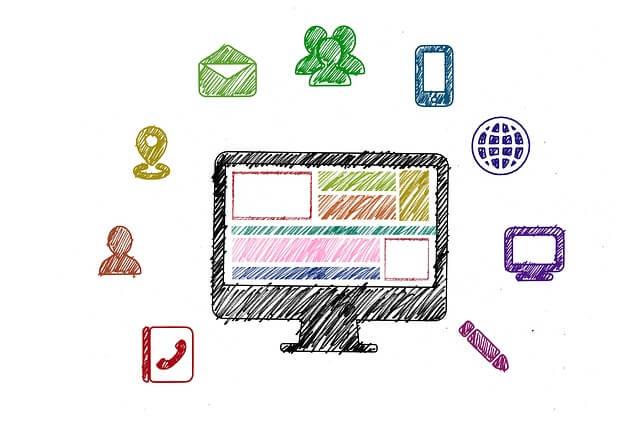 arten der Digitalisierung mit Software und im Internet