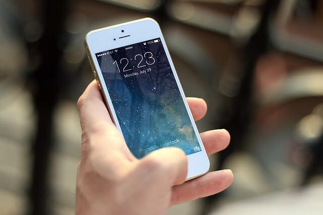 smartphone handwerker software app